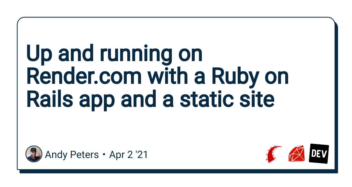 JRuby & Ruby - cover
