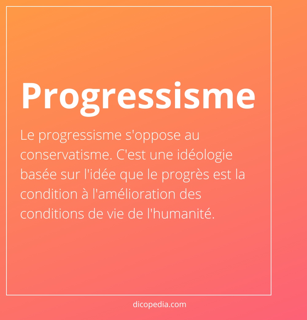 progressisme